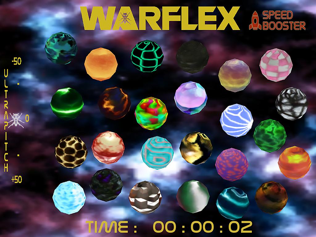 Warflex Gold - screenshot