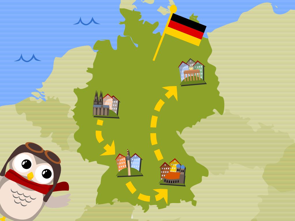 gus learns german for kids android apps on google play