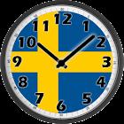Sweden Clock icon