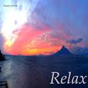 The Relax App logo