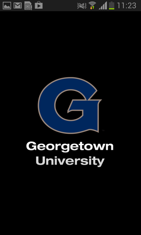 Georgetown Hoyas All-Access - screenshot