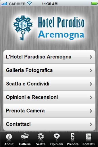 Hotel Paradiso Aremogna 2.0