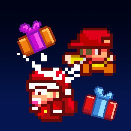 Smash Santa - 50 Gifts LOGO-APP點子