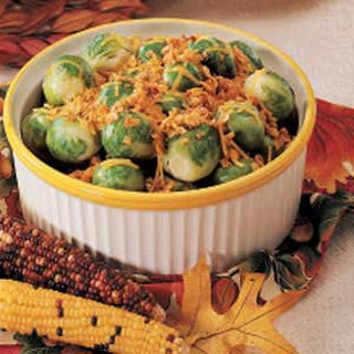 Microwave Brussel Sprouts Recipes.