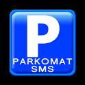 Parkomat SMS icon