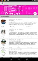 Screenshot of Francesco Immobiliare