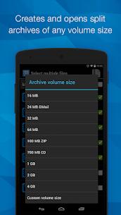 B1 Archiver zip rar unzip 1.0.0117 Mod Apk (Premium) Download 2