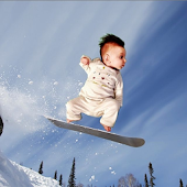 Snowboard Gallery Game LWP