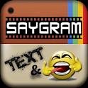 SayGram icon