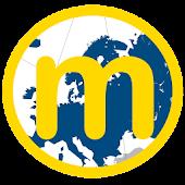 MetroMaps Euro, Europe's metro
