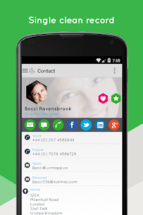 Ultimate Contact Manager- screenshot thumbnail