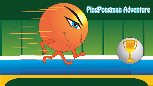 PingPongMan Adventure Free