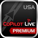 CoPilot Live Premium USA logo