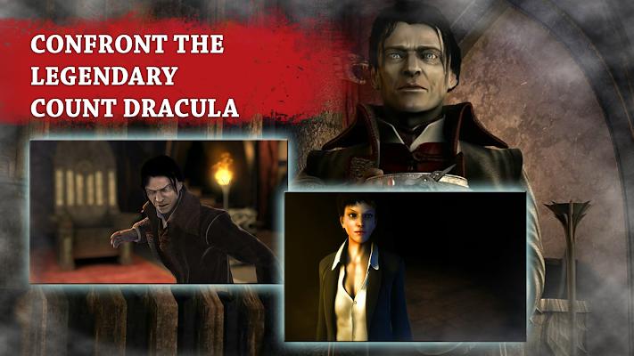 Dracula 5: The Blood Legacy HD - screenshot