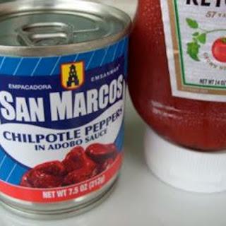 Chipotle Ketchup