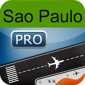 Sao Paulo Airport+FlightTrackr