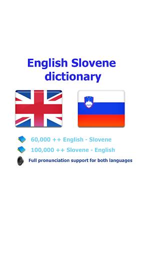 Slovene slovar prevajalnik