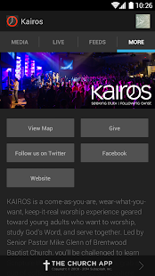 Kairos - screenshot thumbnail