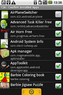 CIA - Confirm Installed Apps - screenshot thumbnail