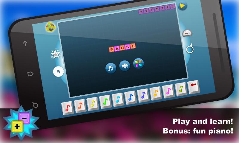 Mental Math for Kids- screenshot