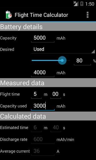 Flight Time Calculator