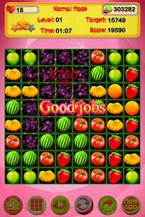 玩免費休閒APP|下載Fruit Flow app不用錢|硬是要APP