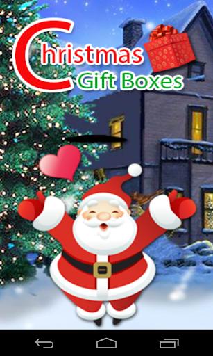เกมส์ของขวัญจากซานต้าครอส
