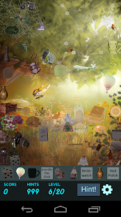 Hidden Object - Fantasy Forest- screenshot thumbnail