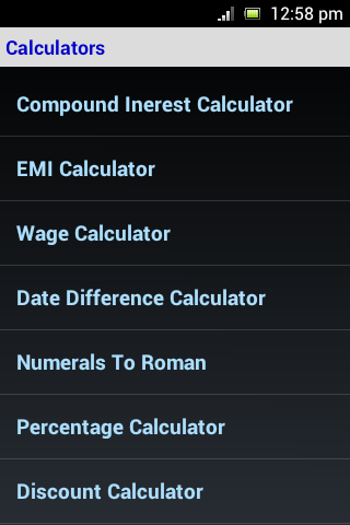 Calculators Converters Pro