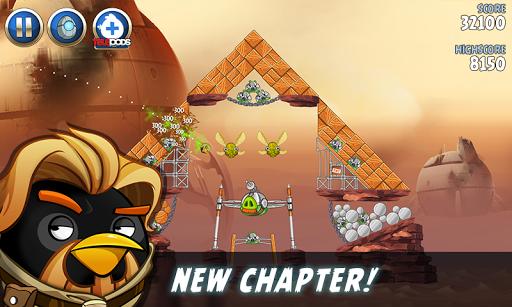 Angry Birds Star Wars II Free 1.9.25 screenshots 4