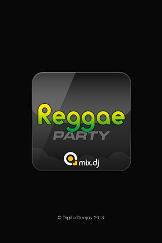 Reggae Party by mix.dj - screenshot