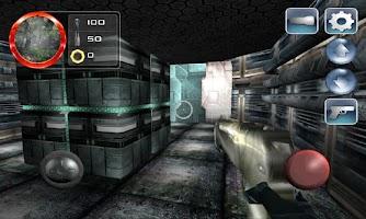 Screenshot of Dark Area 2 lite