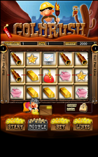 Gold Rush Slot Machine HD - screenshot thumbnail