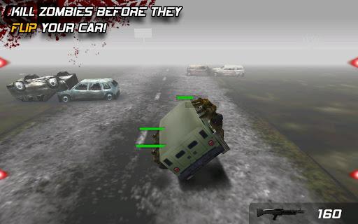 Zombie Highway  captures d'écran 2