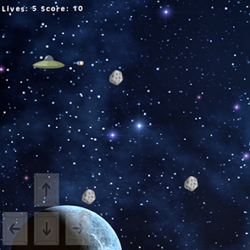 Asteroids Destroyer apk screenshot