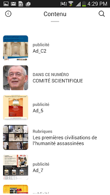 HISTOIRE CIVILISATIONS ALT - screenshot