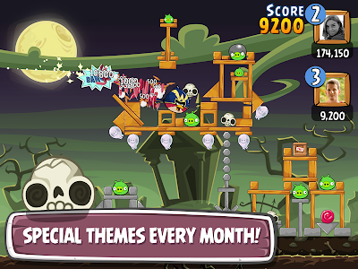 Angry Birds Friends v1.4.2