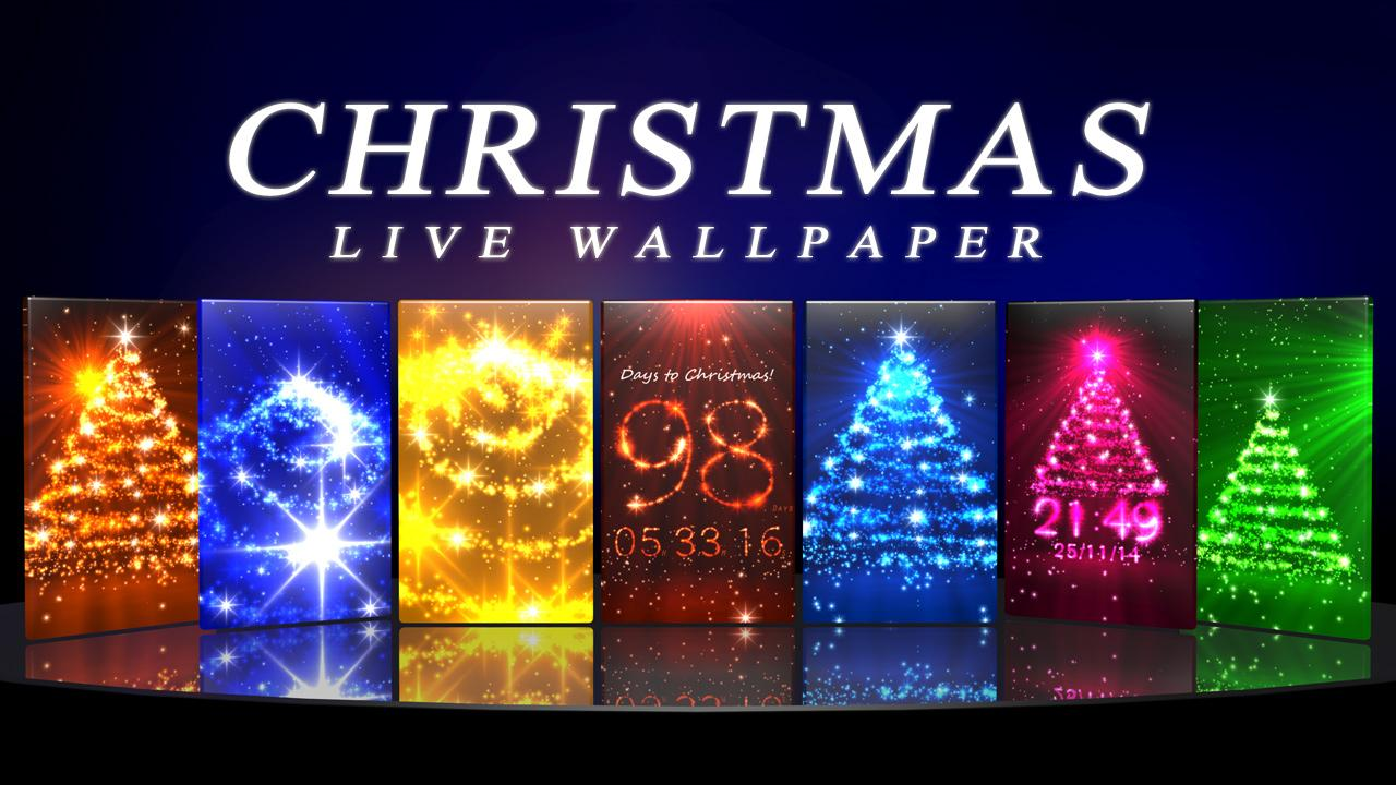 Christmas Live Wallpaper Full- screenshot