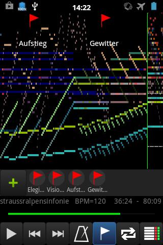 MIDI Voyager Pro  screenshots 5
