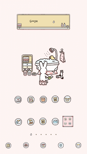 BubbleBubbleDodolLauncherTheme