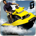 Jet Ski Driving Simulator 3D icon
