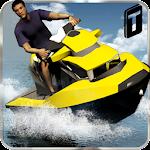 Jet Ski Driving Simulator 3D 1.3 Apk