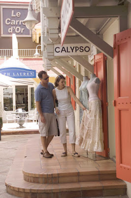 Go street shopping in St. Barthe (aka St. Barts or St. Barths) during a shore excursion on your Windstar cruise.