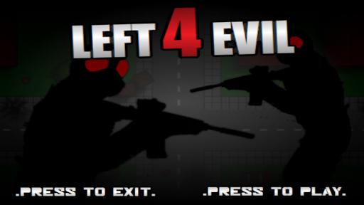 Left 4 evil