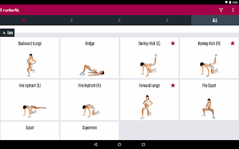 Runtastic Butt Trainer Workout v1.0.1