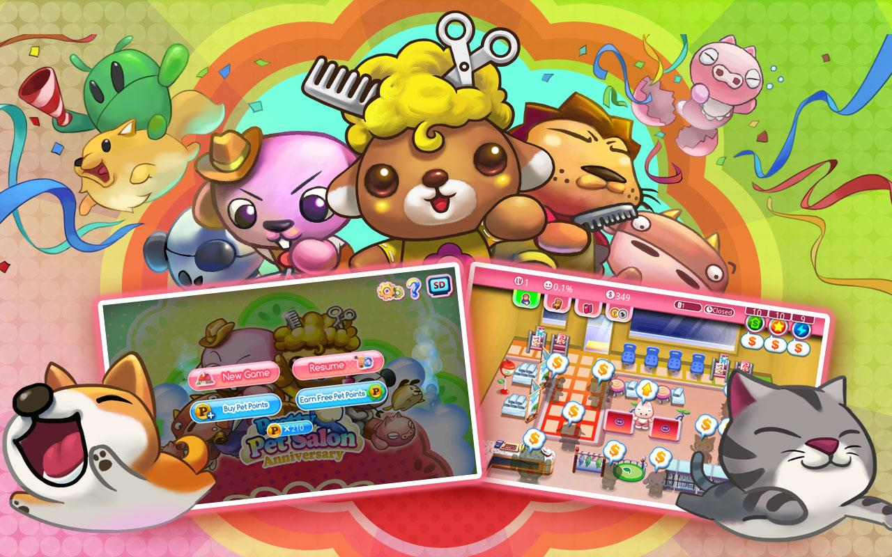 Pretty Pet Salon Anniversary- screenshot