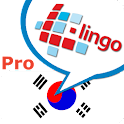 L-Lingo Learn Korean Pro icon
