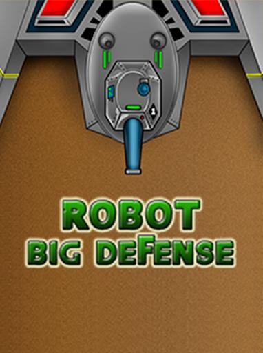 【免費模擬App】Robot Big Defense-APP點子