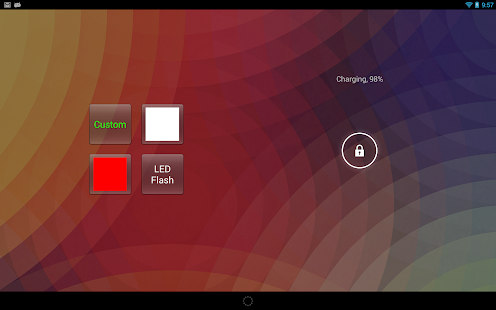 TouchLight - Free Flashlight - screenshot thumbnail