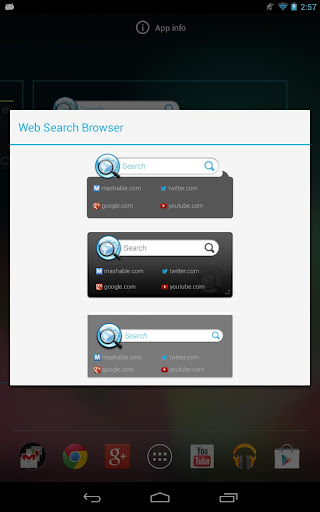 Web Search Browser for PC